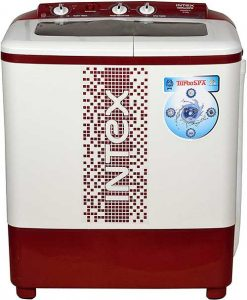 washing machine intex