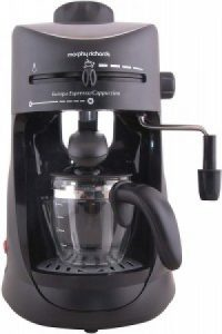coffee maker morphy richards price